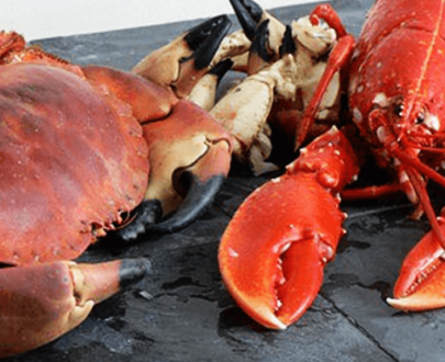 Crab & Lobster