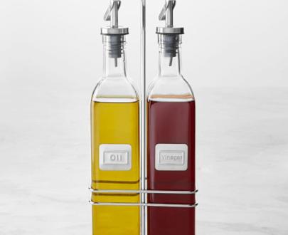 Oils, Vinegar & Dressing