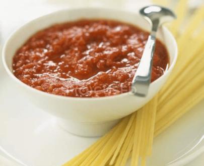 Pasta & Sauce